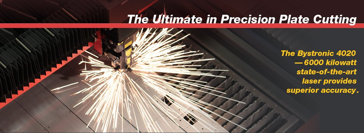 The Ultimate in Precision Plate Cutting